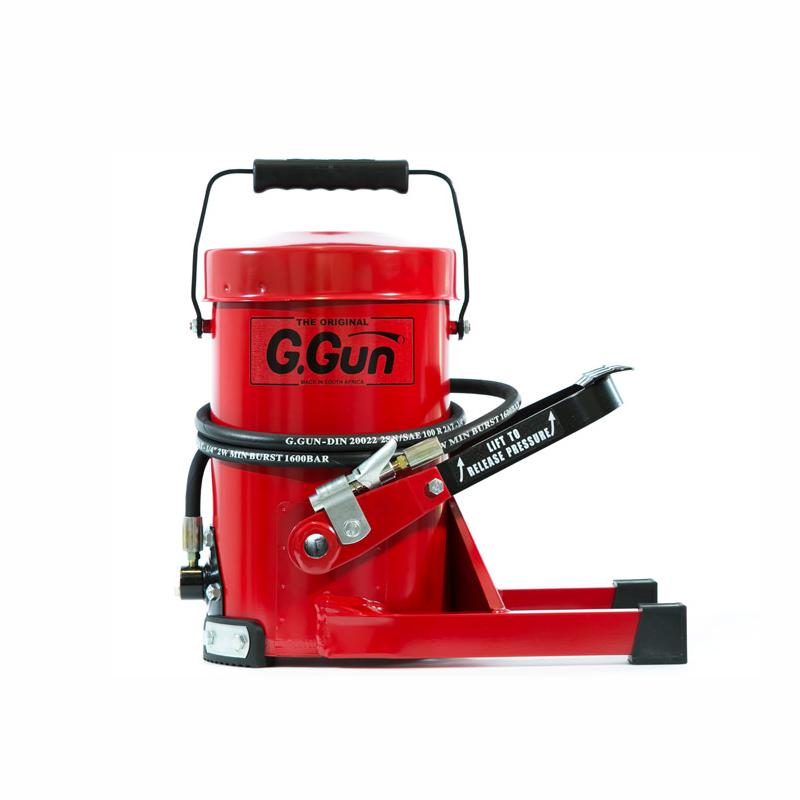 G-gun foot pump